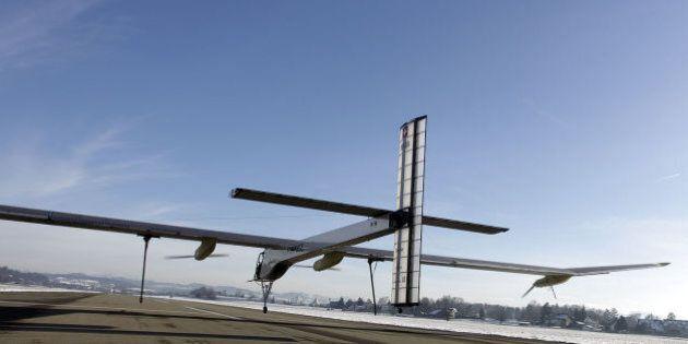 Solar Impulse: il futuro non è più quello di una