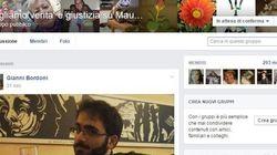 Anche Facebook si mobilita per Domenico: