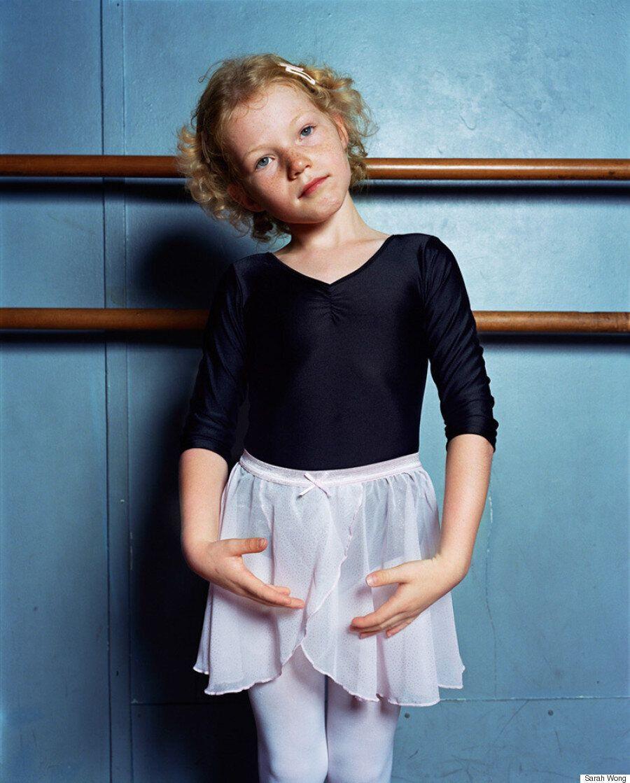 Ritratti di bambini cross gender,