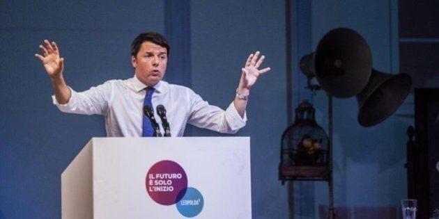 Leopolda, Matteo Renzi sfida la minoranza Dem: