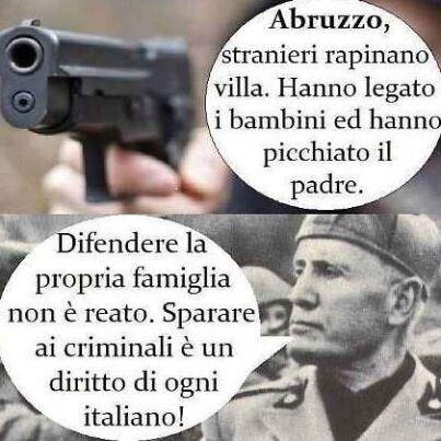 Paolo Palladini, sindaco di Vailate, posta su Facebook una vignetta inneggiante a Benito Mussolini. E'...
