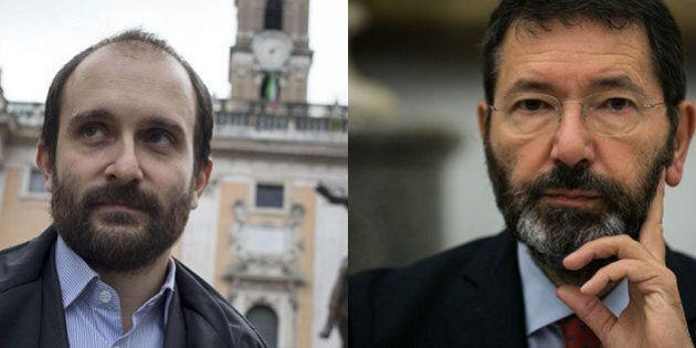 Mafia Capitale, Matteo Orfini e Ignazio Marino: un outsider e un marziano per salvare il Pd romano