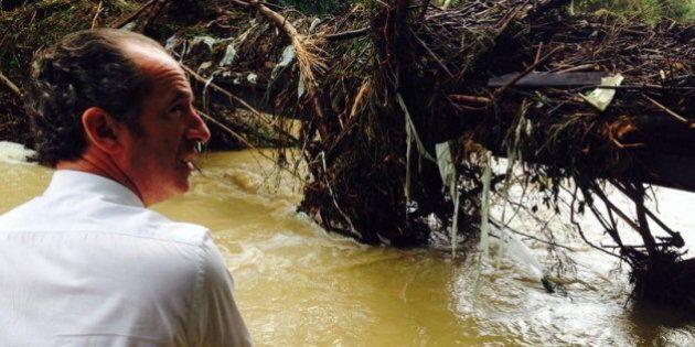 Refrontolo bomba d'acqua, Luca Zaia Governatore del Veneto: