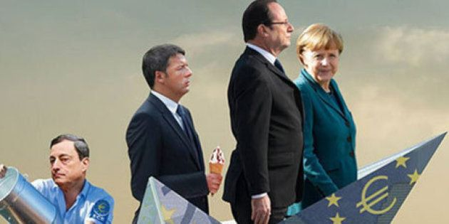 Matteo Renzi e il gelato: