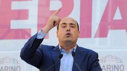 Zingaretti batte Renzi nel gradimento dei