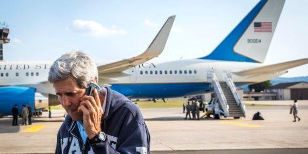 Gaza, telefonate Kerry spiate dal Mossad. La rivelazione dello