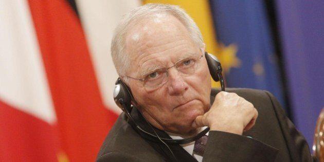 Wolfgang Schäuble: il ministro delle Finanze tedesco approva il Jobs Act: