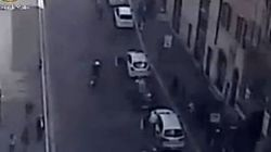 Marino sospende la licenza al tassista picchiatore