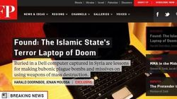I progetti dell'Isis per una bomba alla peste bubbonica. Esclusiva di Foreign