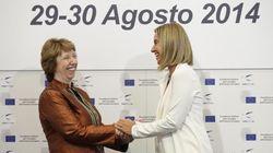 Mogherini assapora il suo futuro da Lady