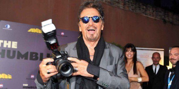 Venezia 2014, Al Pacino:
