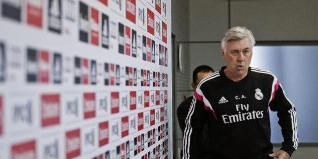 Carlo Ancelotti e quel ritorno al Milan in cui ha tutto da
