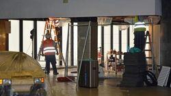 Incendio Fiumicino: in corso sequestro molo D