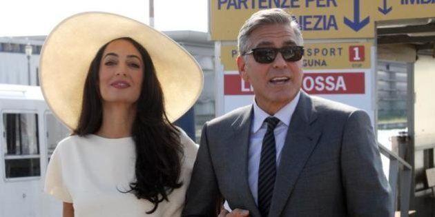 George Clooney Amal Alamuddin: multe per chi avvicina troppo alla casa della coppia sul lago di