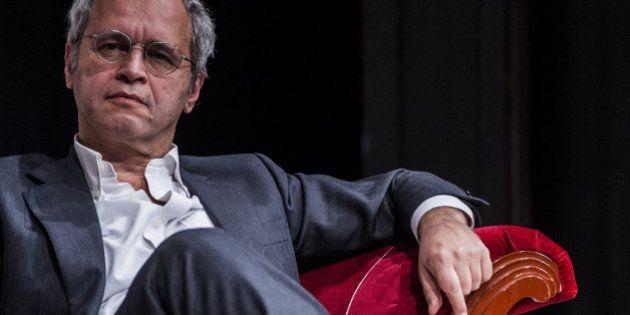 Enrico Mentana al blog di Beppe Grillo: