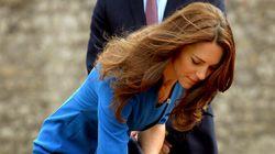 Kate piange per i morti della Grande Guerra