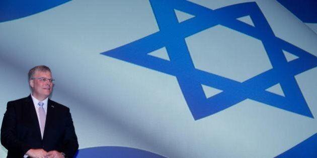 Naor Gilon, ambasciatore israeliano a Roma: