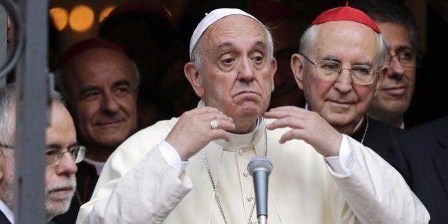 Papa Francesco incontra i trotzkisti in Vaticano: Bergoglio fonda la nuova internazionale proletaria...