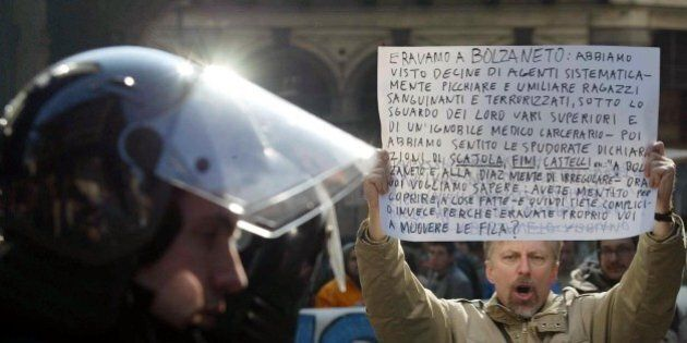 G8 Genova: Emanuele Tambuscio, avvocato di 93 persone picchiate a Bolzaneto: