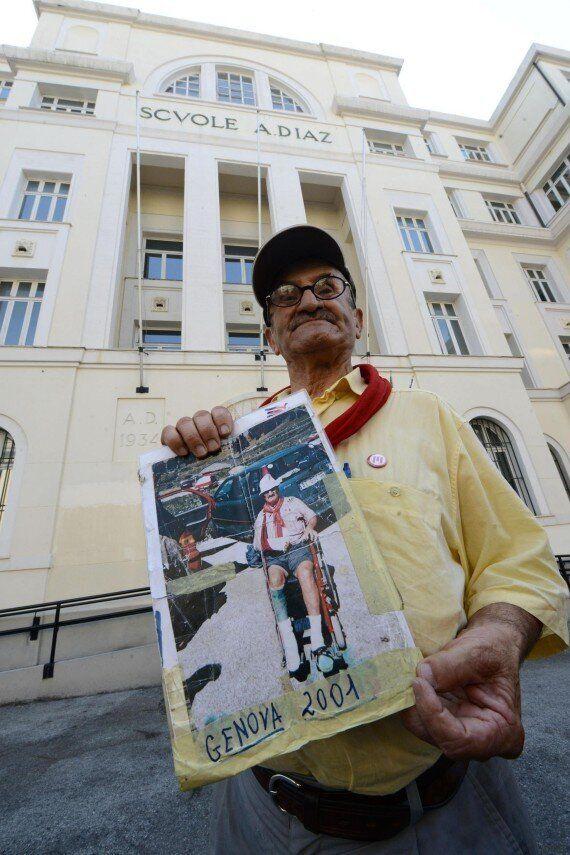 Arnaldo Cestaro ha fatto condannare l'Italia a Strasburgo per tortura. Al G8 di Genova aveva 62 anni...