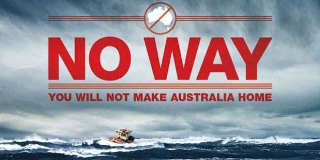 Australia, No Way. Lo sconcertante messaggio del governo australiano ai migranti senza visto