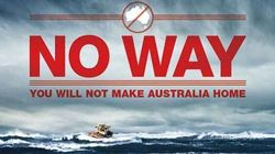 No Way! Lo sconcertante messaggio del governo australiano ai migranti senza