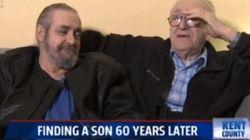 Dopo 60 anni scopre di avere un figlio. E lo ritrova