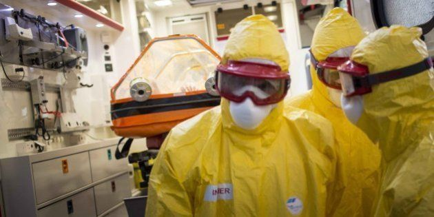 Ebola, soldati Usa dalla Liberia in isolamento a Vicenza. CBS: