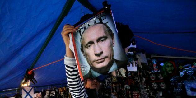 Ucraina, Putin minaccia: