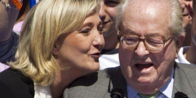 Marine Le Pen rompe definitivamente con il padre Jean-Marie. Stop alla candidatura per il Front National...