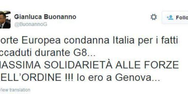 Gianluca Buonanno contro la sentenza di Strasburgo: