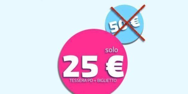 Expo, il Pd milanese offre biglietti a metà prezzo in cambio della tessera del
