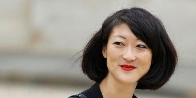 Fleur Pellerin, ministro della Cultura francese: