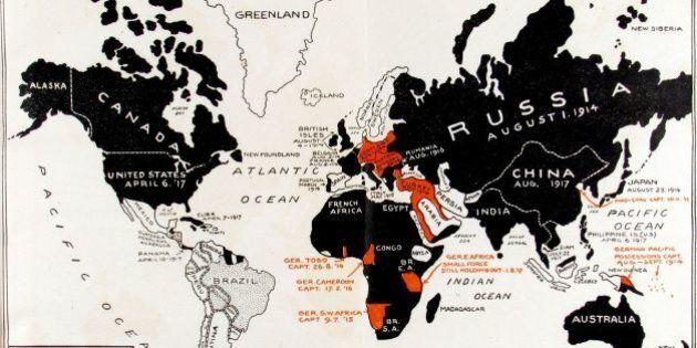 Patria e Grande Guerra nel progetto