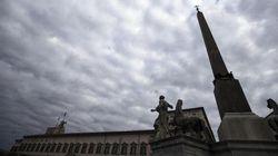 Processo Stato mafia, Napolitano testimonia al Quirinale (FOTO,