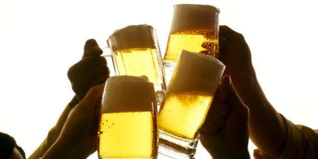 La birra fa bene alla salute:
