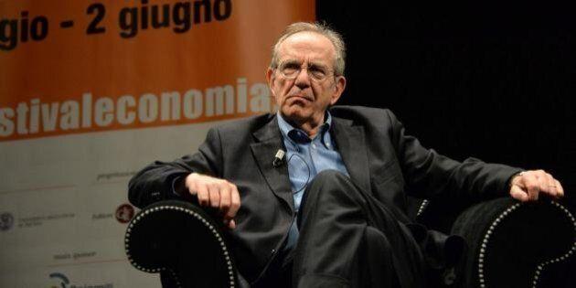 Recessione Pil, Pier Carlo Padoan: