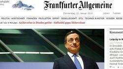 L'ira tedesca sul Quantitative easing. Weidmann: