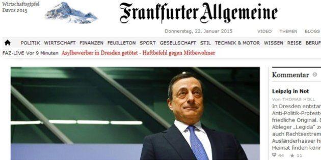 Bce, Quantitative easing criticato dai tedeschi. Per Jens Weidmann