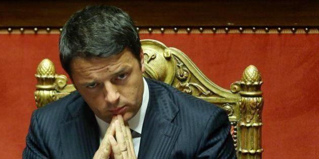 Recessione Pil, Matteo Renzi sui dati Istat: