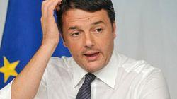 Renzi e il giorno nero del Pil. La strategia: programma dei mille giorni con maggioranza