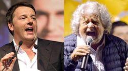 Renzi, con Grillo si può fare. Nel segno di