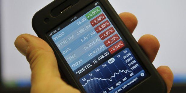 Italia in recesione: Piazza Affari crolla. Le Borse europee in rosso per le tensioni in
