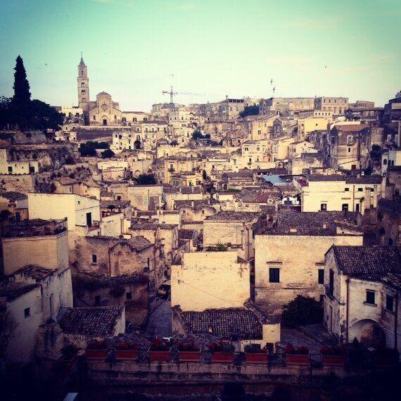 Tutti a Matera, città candidata a Capitale Europea della