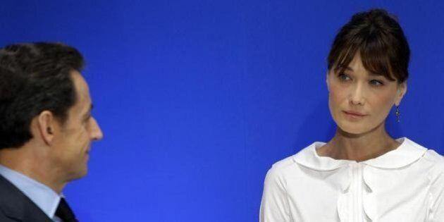 Carla Bruni e Nicolas Sarkozy: lite a Bali. Lui prepara il ritorno in politica, l'ex premier dame