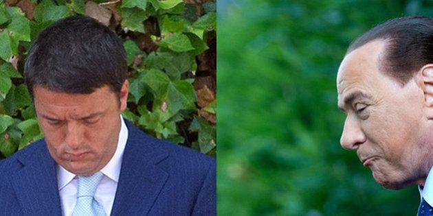 Matteo Renzi Silvio Berlusconi: l'incontro ad Arcore del 2010 raccontato dall'imprenditore Enrico Marinelli...