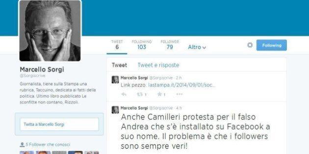Marcello Sorgi, hackerato l'account Marcello Sorgi. L'ex direttore della Stampa: