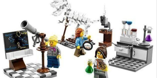 Lego svolta femminista: da agosto in vendita un set di 3 scienziate donne. La richiesta di parità di...