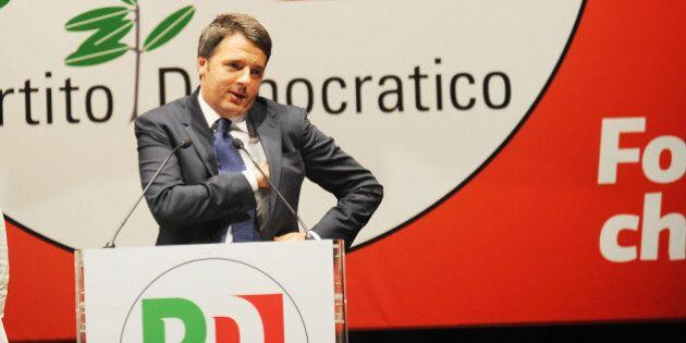 Matteo Renzi lancia le 3 L: legalità, lavoro e leggerezza. Prima di lui le 3 I di Silvio