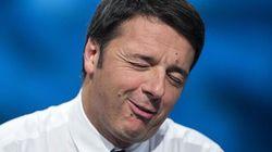 Renzi, una carezza e un pugno dalla stampa